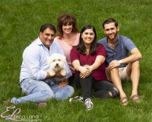 Family picture June 2020